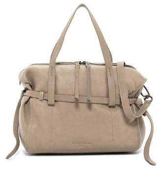 Liebeskind Berlin Caribou Vintage Lux Collection Leather Satchel