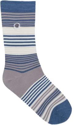 UGG Merino Wool Jacquard Crew Sock - Women's