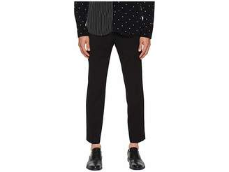 McQ Peg Leg Trousers Men's Casual Pants