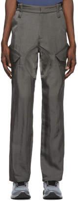AFFIX Grey Service Cargo Pants