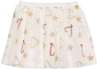 Epic Threads Toddler Girls Heart-Print Reversible Skirt