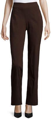 Liz Claiborne Super Stretch Pants - Tall