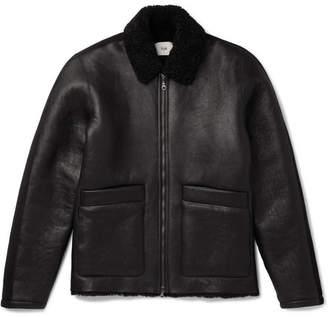 Folk Shearling Jacket
