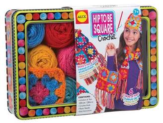 Alex Hip to Be Square Crochet Kit
