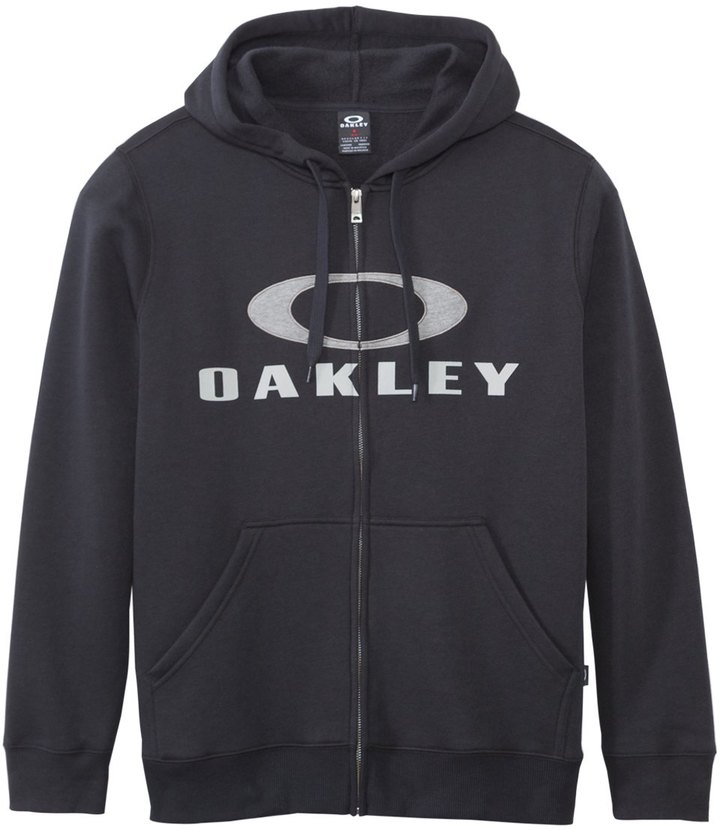 Oakley Men's Ellipse Next Fleece Zip Hoodie 8143663