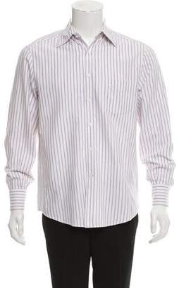 Brunello Cucinelli Basic Fit Button-Up Shirt