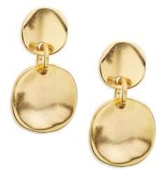 Uno de 50 Scale Drop Earrings