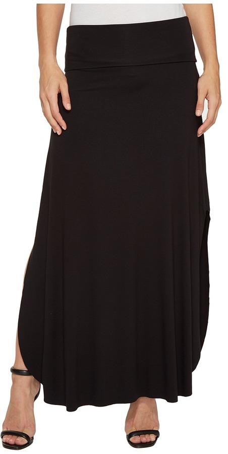 Three DotsThree Dots - Maxi Skirt w/ Side Slits Women's Skirt