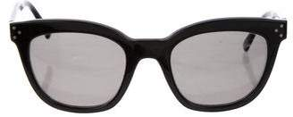 Celine Tinted Square Sunglasses