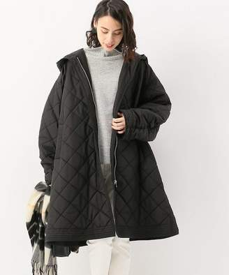 CLANE (クラネ) - JOINT WORKS CLANE quilting hoodie coat