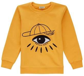 Kenzo Large Eye Motif Sweatshirt