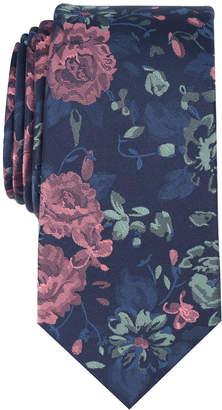 Bar III Men's Abernathy Floral Skinny Tie