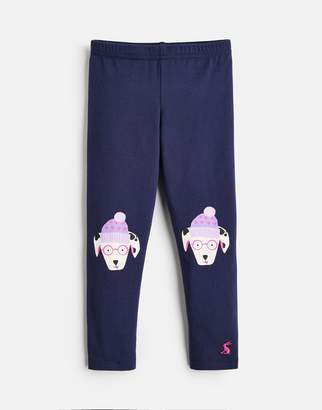 Joules Clothing Younger wilde Novelty Knee Legging