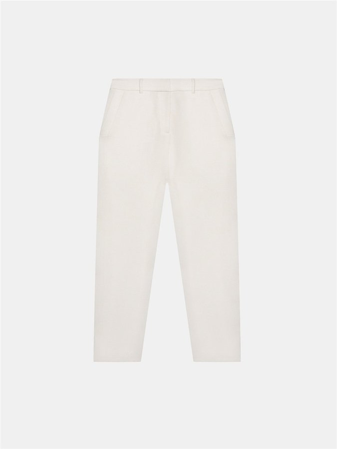 DKNY Dkny Pure Cropped Trouser Knit Pant