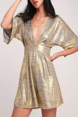 Lucy-Love Lucy Love Light Lounge Dress