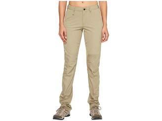 Fjallraven Abisko Lite Trousers Women's Casual Pants