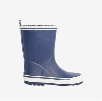 Joe Fresh Kid Boys' Rain Boot, Cobalt (Size 5)
