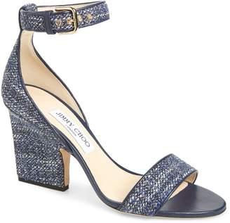 Jimmy Choo Edina Ankle Strap Sandal