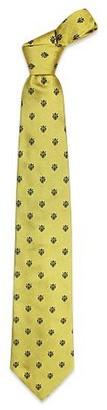 Forzieri Gold Line - Florentine Fleurs-de-Lis Woven Silk Tie