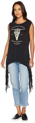 Rock and Roll Cowgirl Tank Top 49-6720 Women's Sleeveless