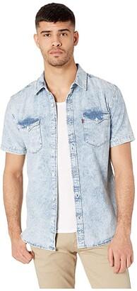 3b5d3cb701e1 Levi's Nevin Short Sleeve Denim Shirt
