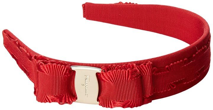 Salvatore FerragamoSalvatore Ferragamo - 346970 P.TA Bello 3 Headband