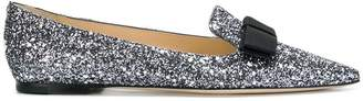 Jimmy Choo Gala slippers
