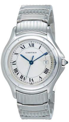 Cartier Heritage  Unisex 2000S Cougar Watch