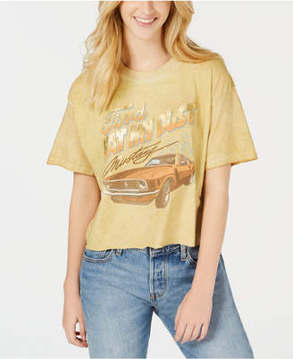True Vintage Cotton Ford-Graphic T-Shirt