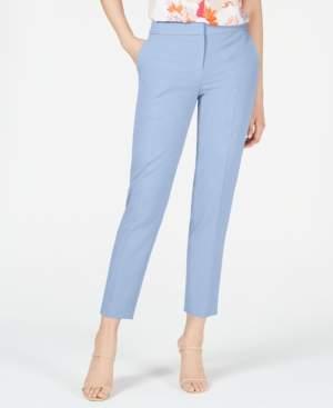 Bar III Solid Bi-Stretch Pants, Created for Macy's
