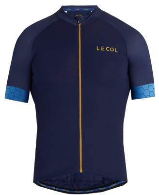 Le Col - Pro Cycling Jersey - Mens - Navy a0f0d621d