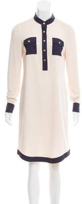 Tory Burch Mini Shift Dress