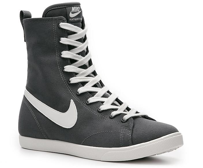 Nike Women's Racquette Mid Sneaker