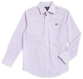 Lauren Ralph Lauren Boy's Checkered Collared Shirt