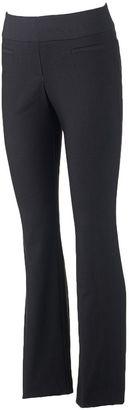 Women's Apt. 9® Millenium Modern Fit Bootcut Pants $48 thestylecure.com