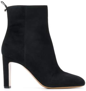 Emporio Armani heeled ankle boots