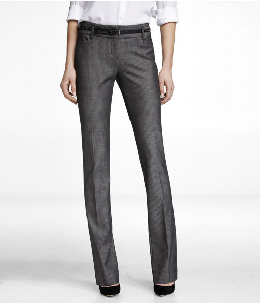 Express Studio Stretch Barely Boot Columnist Pant