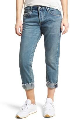 Citizens of Humanity Emerson Crop Slim Boyfriend Jeans (Somerset)