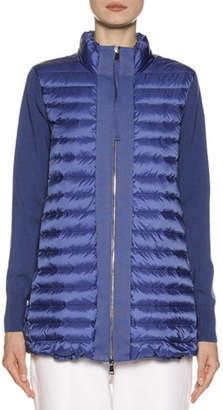 d133338023 Moncler Zip Front Women s Cardigans - ShopStyle