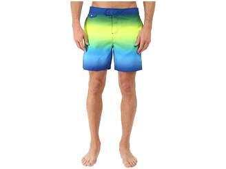 Original Penguin Gradient Fixed Volley Swim Shorts Men's Swimwear