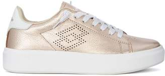 Lotto Leggenda Impressions Golden Leather Sneaker