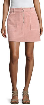 Almost Famous Womens Mid Rise Short A-Line Skirt-Juniors