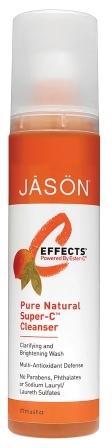 JASON Super-C Cleanser, Gentle Facial Wash