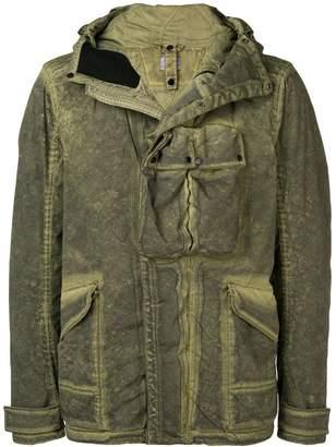 C.P. Company Goggle hooded military jacket