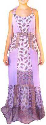 Gypsy Printed Silk Maxi
