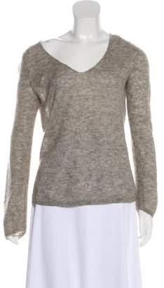 Halston Lightweight Long Sleeve Sweater