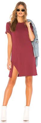 MinkPink Textured Tee Dress