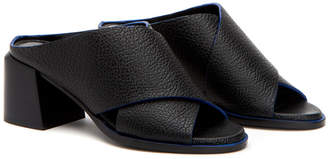 Aquatalia Janna Waterproof Leather Sandal