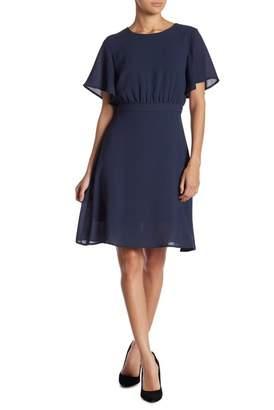 Gilli Back Cutout Dress
