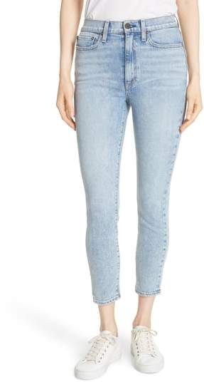 AO.LA Good High Waist Ankle Skinny Jeans